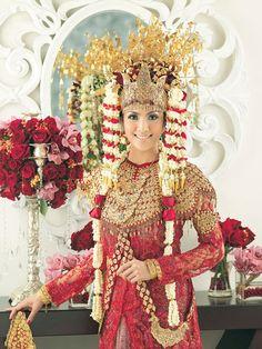 Pengantin Palembang Fantasy History Pinterest Suku Anak Sumatera Google Search