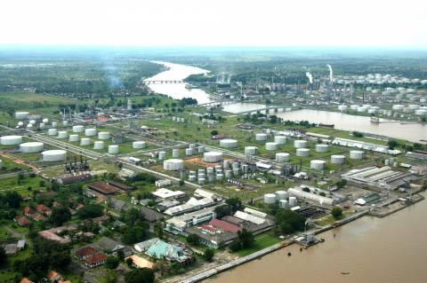 Sharing Info Daftar Objek Wisata Palembang Kilang Minyak Pertamina Terbesar