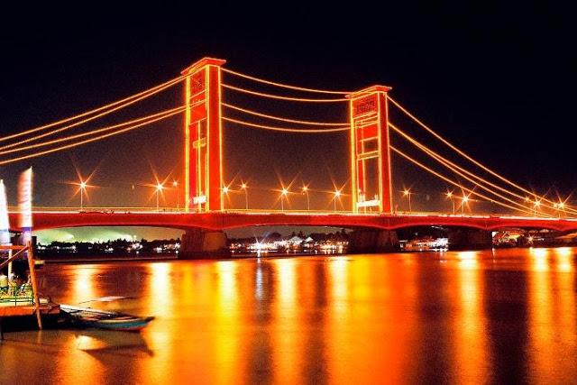 Tempat Wisata Palembang Wajib Dikunjungi 21 Pulau Fantasy Kota