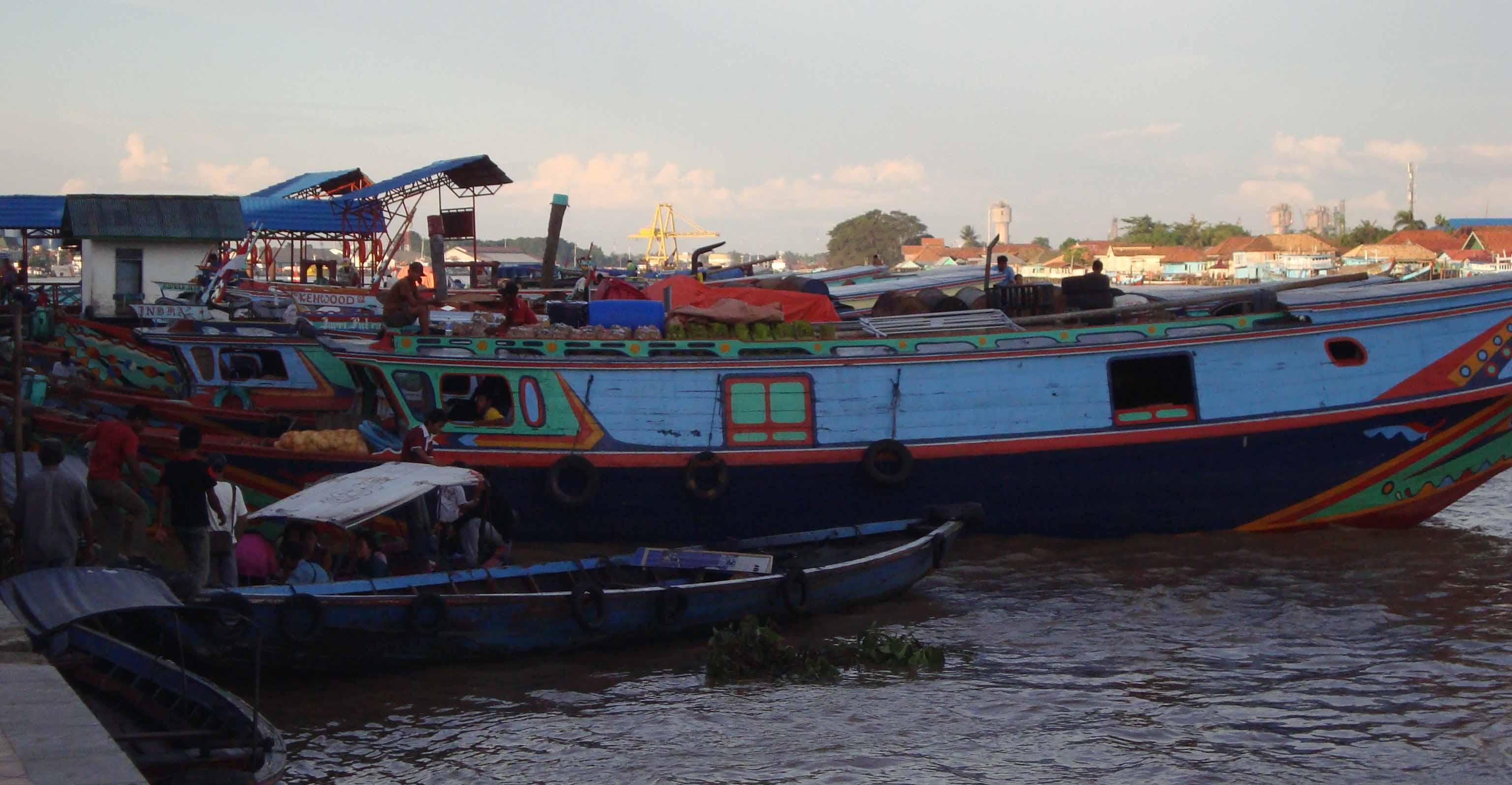 Tribun Ilmu Tempat Wisata Palembangtribunilmu Sekitar 750km Membelah Kota Palembang