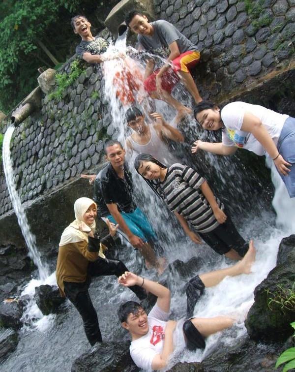 Wisata Murah Fantasy Island Palembang Prefab Pulau Kota