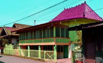 Dinas Kebudayaan Pariwisata Kota Palembang Bayumi Limas House Rumah Sumatera