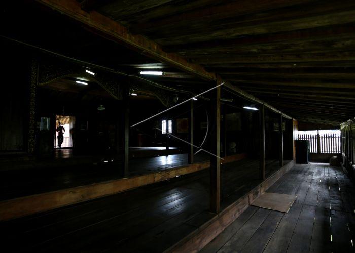 Mengenal Adat Istiadat Palembang Rumah Limas Salah Satu Ruangan Museum