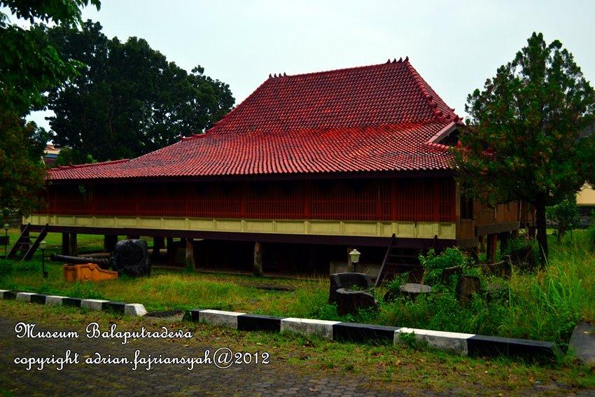 Museum Balaputradewa Palembang Pesona Rumah Limas Khas Sumatera Selatan Kota