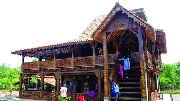 Oku Timur Bangun Lembahan Limas Munggah Jaman Sriwijaya Post Rumah