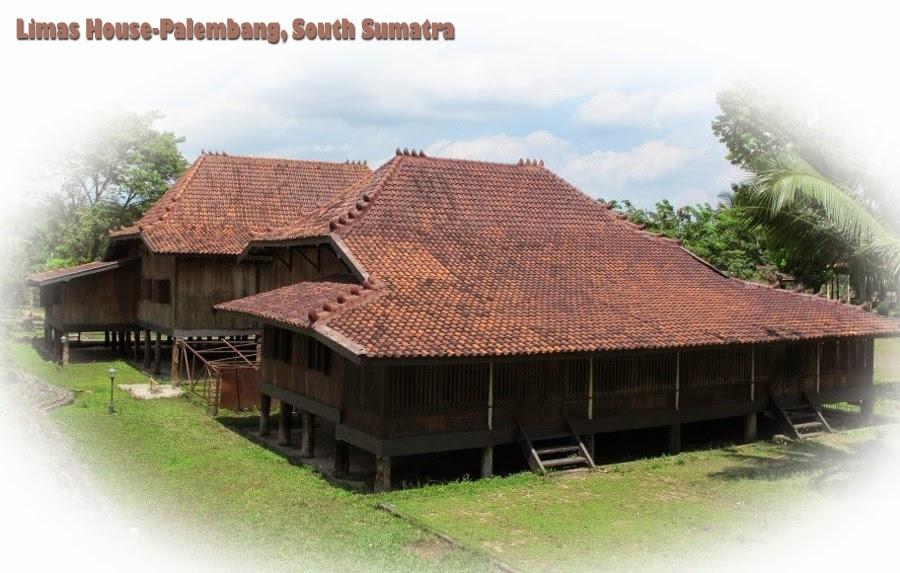 Palembang Bumi Sriwijaya Rumah Tradisional Limas Museum Balaputradewa Km 6