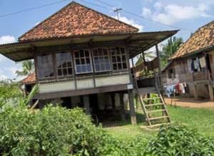 Peradah Sumsel Rumah Limas Sumatera Selatan Kota Palembang
