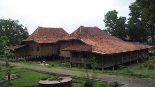 Rumah Adat Palembang Limas Visit Tradisional Mempunyai Sebutan Bari Benama