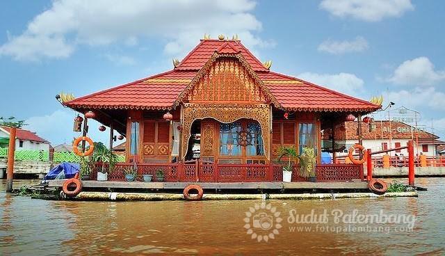 Rumah Adat Provinsi Bangka Belitung Rakit Limas Faizalefendi Sumatera Selatan