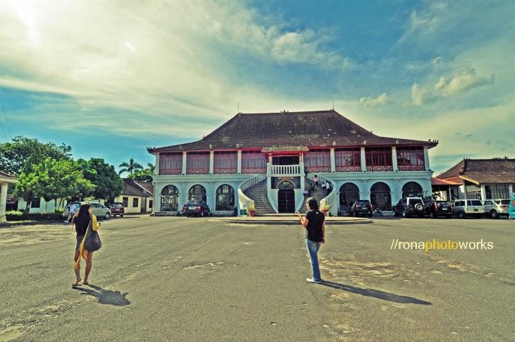 Rumah Adat Sumatera Selatan Limas Kota Palembang