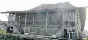 Rumah Adat Sumatera Selatan Ukuran Bangunan Bervariasi Mempunyai Lebar Sampai