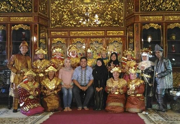 Rumah Limas Icon Wisata Budaya Khas Palembang Korankito Masyarakat Berwisata