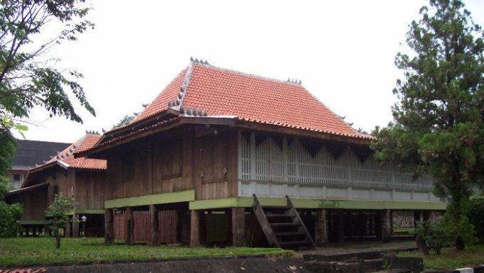 Rumah Limas Masjid Suro 120 Tak Lekang Waktu Aktual Jakarta