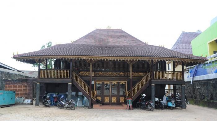 Rumah Limas Palembang Nggak Nunggu Nikah Kamu Bisa Tradisional Sumatera