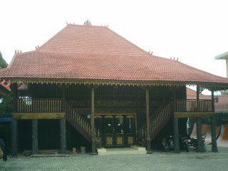 Sumatera Selatan Budayaindonesiaaa Rumah Limas Palembang Kota