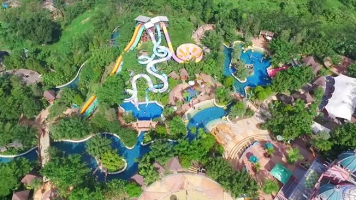 17 Agustus Amanzi Tawarkan Harga Spesial Tribun Sumsel Taman Air