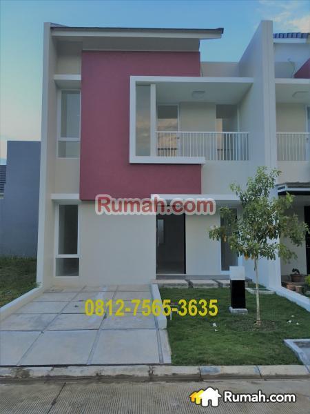 Disewakan Rumah Townhouse Citra Grand City Palembang 72132665 Taman Air