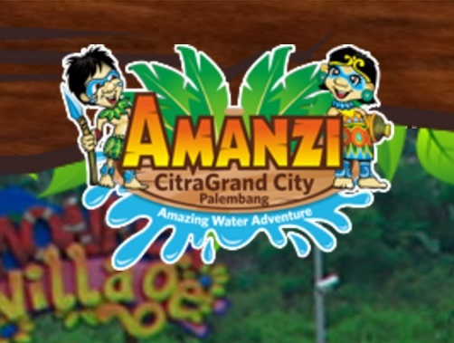 Masuk Wahana Amanzi Waterpark Palembang Tiket Taman Air Citra Grand