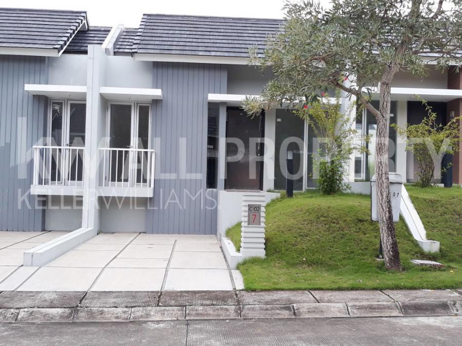 Rumah Dijual Komplek Terkenal Citra Grand City Palembang 2 Taman