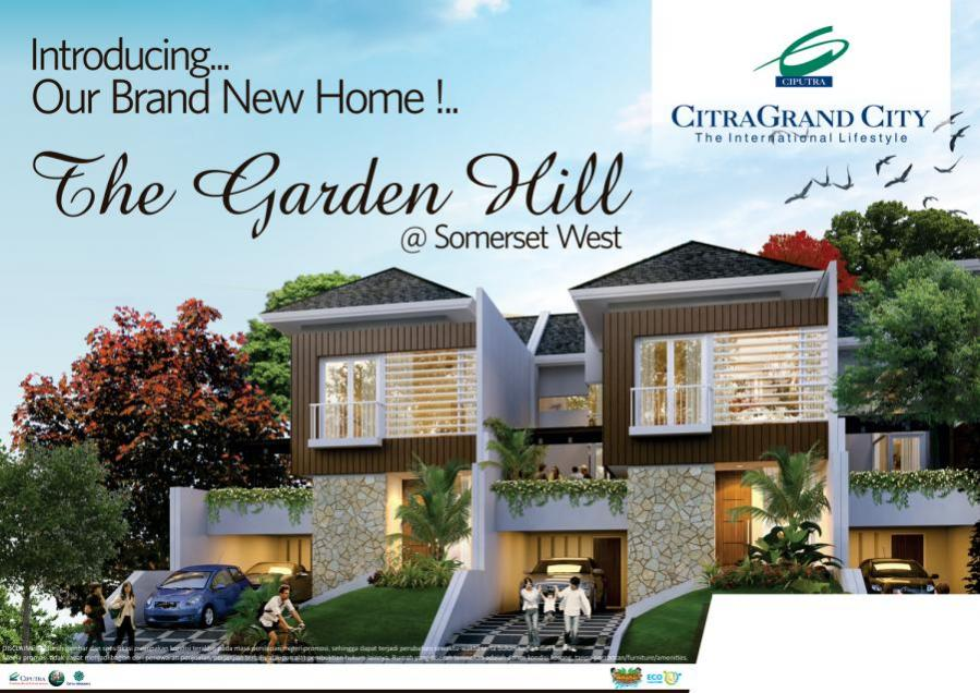 Rumah Dijual Mewah Kawasan Palembang Citra Grand City Klik Gambar