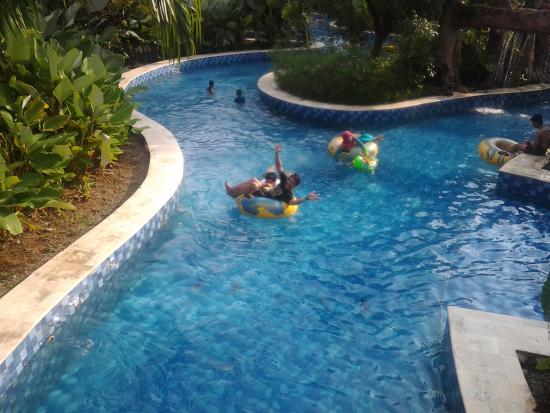 Wahana Air Picture Amanzi Waterpark Palembang Tripadvisor Taman Citra Grand