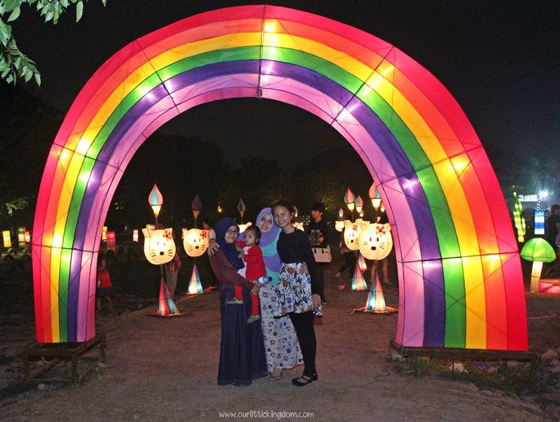 Mudik 2014 4 Taman Pelangi Sriwijaya Kingdom 20141016 Tamanpelangiiiiii Palembang