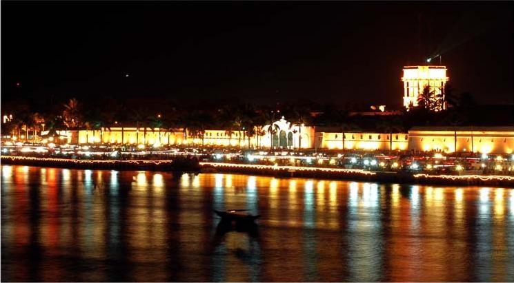 Palembang Kota Lampu Dimana Aja Sih Spot Cantik Berlampu Kereeeeen