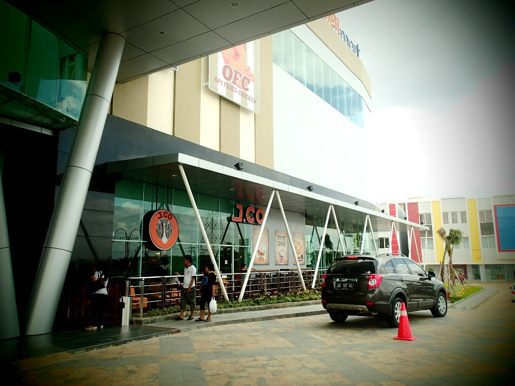 Palembang Opi Business Centre Obc Shop House Town Mall Jakabaring