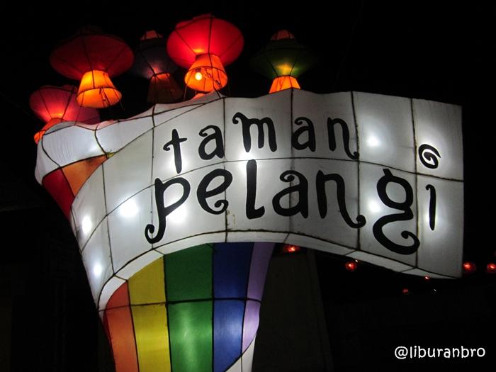 Taman Pelangi Jogjakarta Liburan Bro Palembang Kota