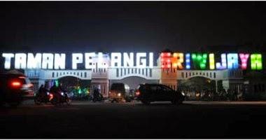 Taman Pelangi Palembang Blog Pariwisata Inilah Salah Satu Tempat Wisata