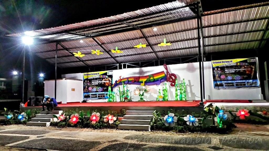 Taman Pelangi Sriwijaya Jurnal Maman Banget Cobain Aja Datang Yah