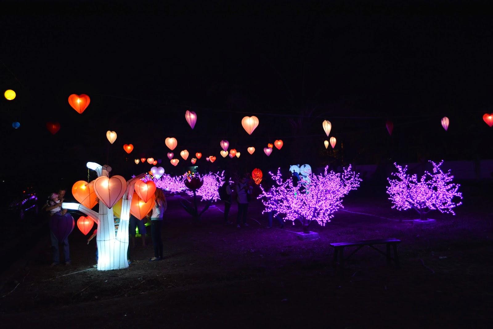 Taman Pelangi Sriwijaya Romantic Garden Palembang Kota