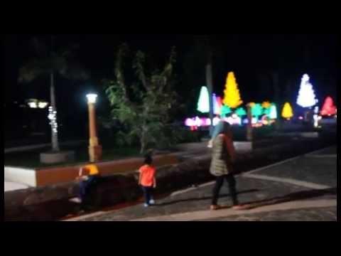 Taman Pelangi Sriwijaya Youtube Palembang Kota