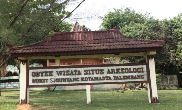 10 Gambar Taman Purbakala Kerajaan Sriwijaya Palembang Sejarah Foto Tamanpurbakala