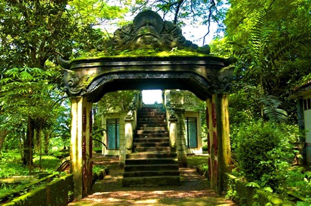 218 Wisata Sejarah Taman Purbakala Bukit Siguntang Palembang Alam Kerajaan