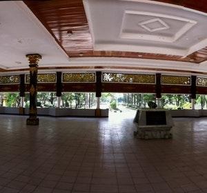Alamat Taman Purbakala Kerajaan Sriwijaya Karang Anyar Kertapati Caripeta Kota