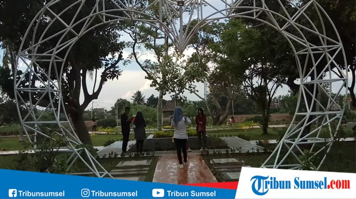 Bosan Rumah Kamu Wajib Taman Cempaka Kota Palembang Dijamin Gak