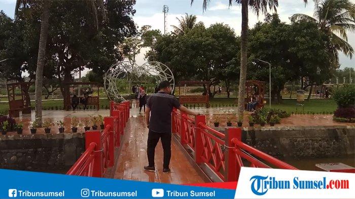 Bosan Rumah Kamu Wajib Taman Cempaka Kota Palembang Purbakala Kerajaan