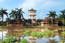 Bp Trijaya Palembang Blog Archive Taman Purbakala Kerajaan Sriwijaya Travelling