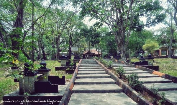 Jejak Kerajaan Bahari Taman Purbakala Sriwijaya Kota Palembang
