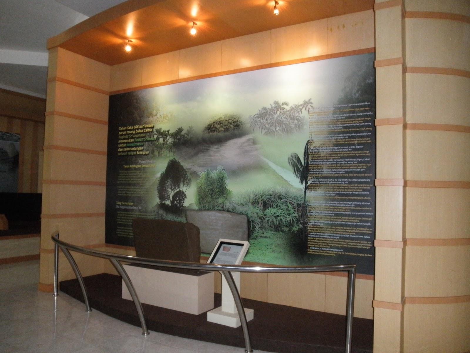 Museum Sriwijaya Sejarah Bangunan Air Hasil Teknologi Basah Mencerminkan Kemampuan
