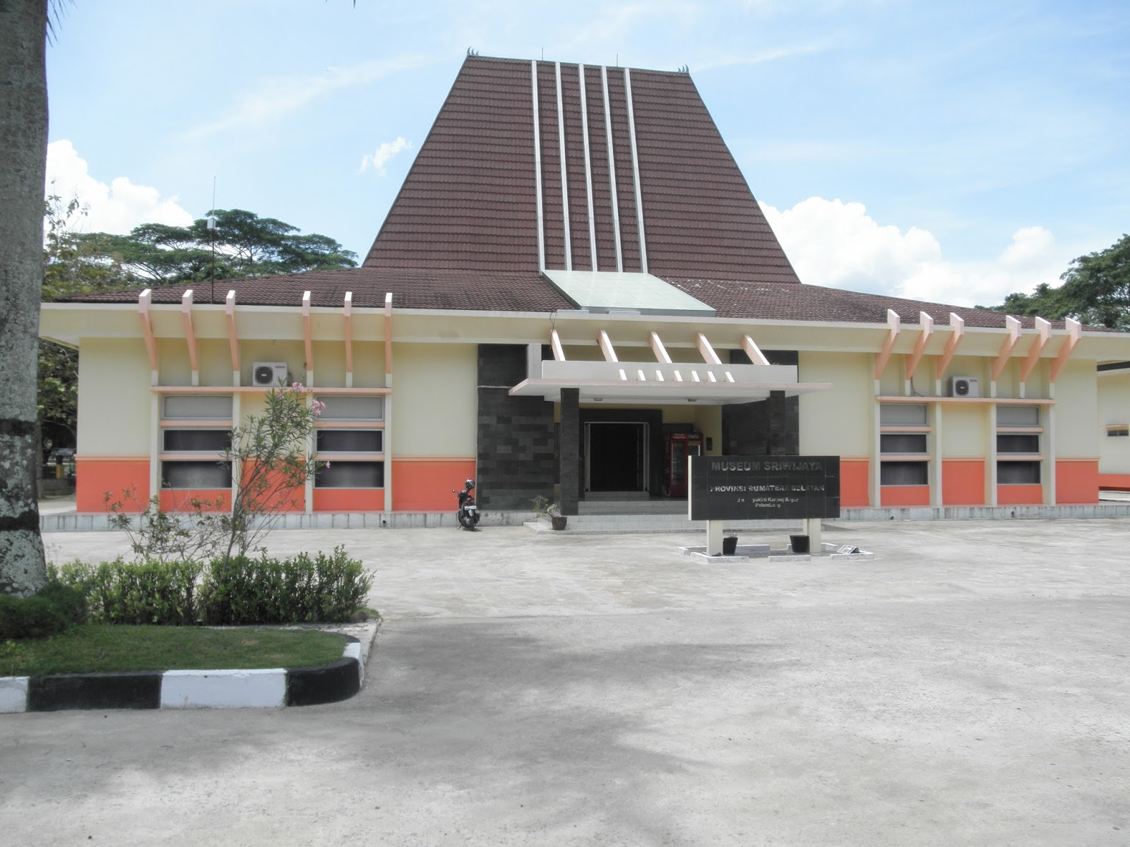 Museum Sriwijaya Sejarah Taman Purbakala Kerajaan Kota Palembang