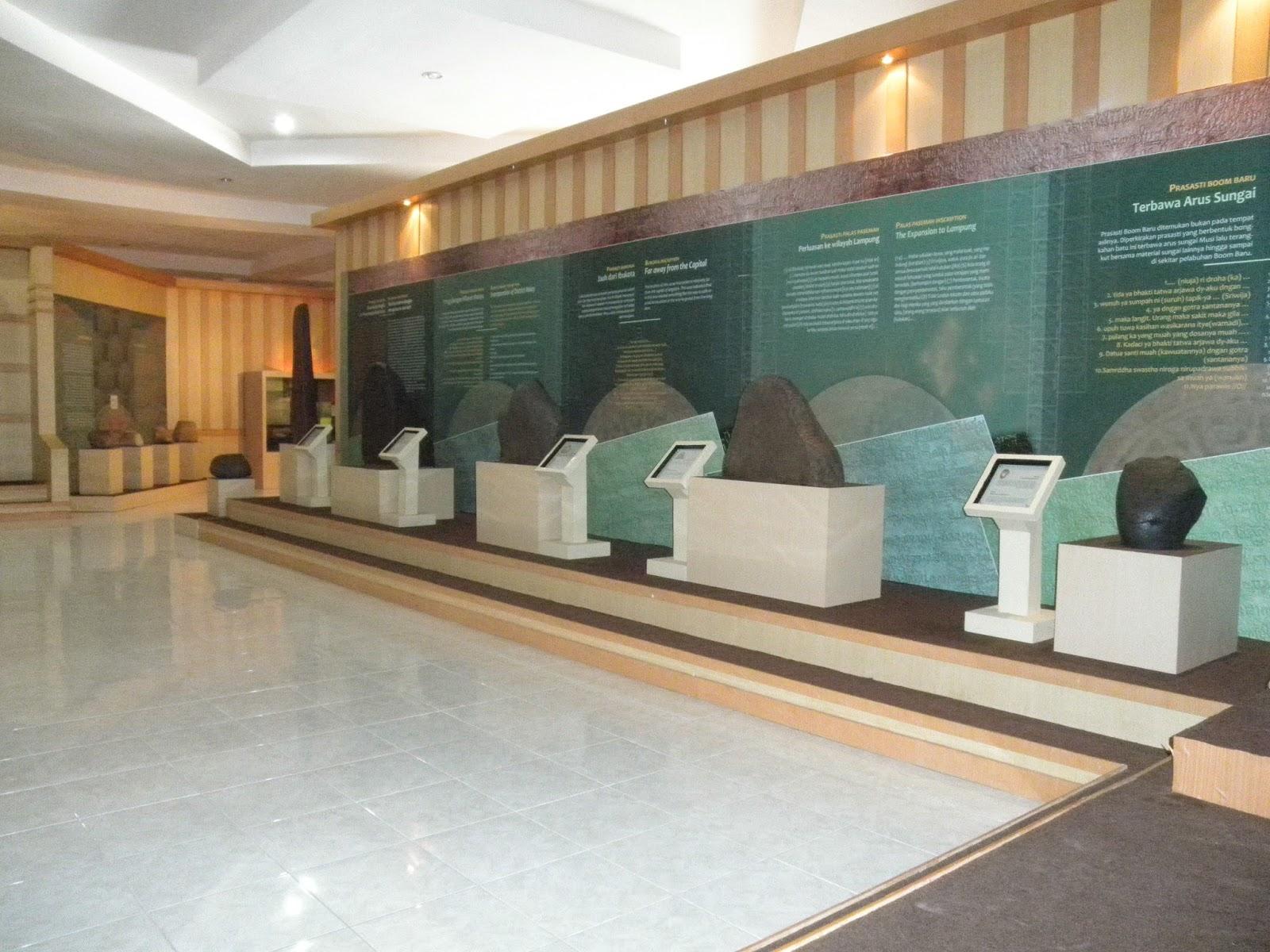 Museum Sriwijaya Sejarah Taman Purbakala Kerajaan Lengkap Khusus Sebagai Pusat