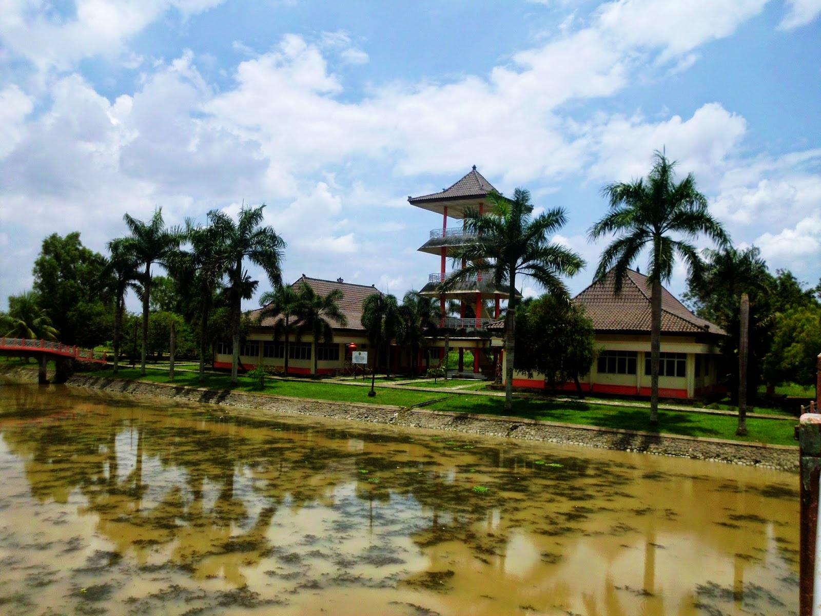 Palembang History Taman Purbakala Kerajaan Sriwijaya Lokasi Dipercaya Sebagai Sisa