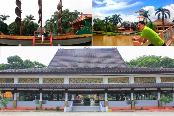 Panduan Lengkap Wisata Palembang Blog Ivacanza Taman Purbakala Kerajaan Sriwijaya