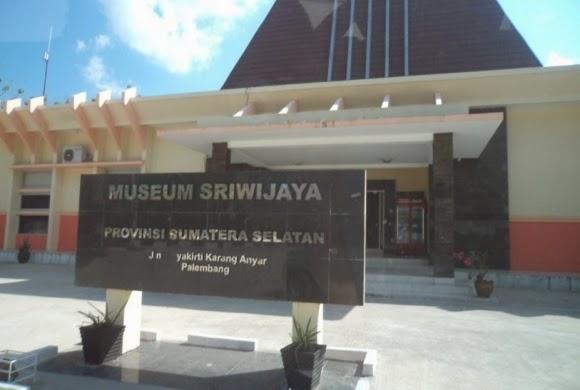 Semut Iren6 Tempat Wisata Taman Purbakala Kerajaan Sriwijaya Palembang Sumatra