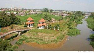 Situs Sriwijaya Beralih Fungsi 23 Kerajaan Karanganyar Salah Satu Dikelola
