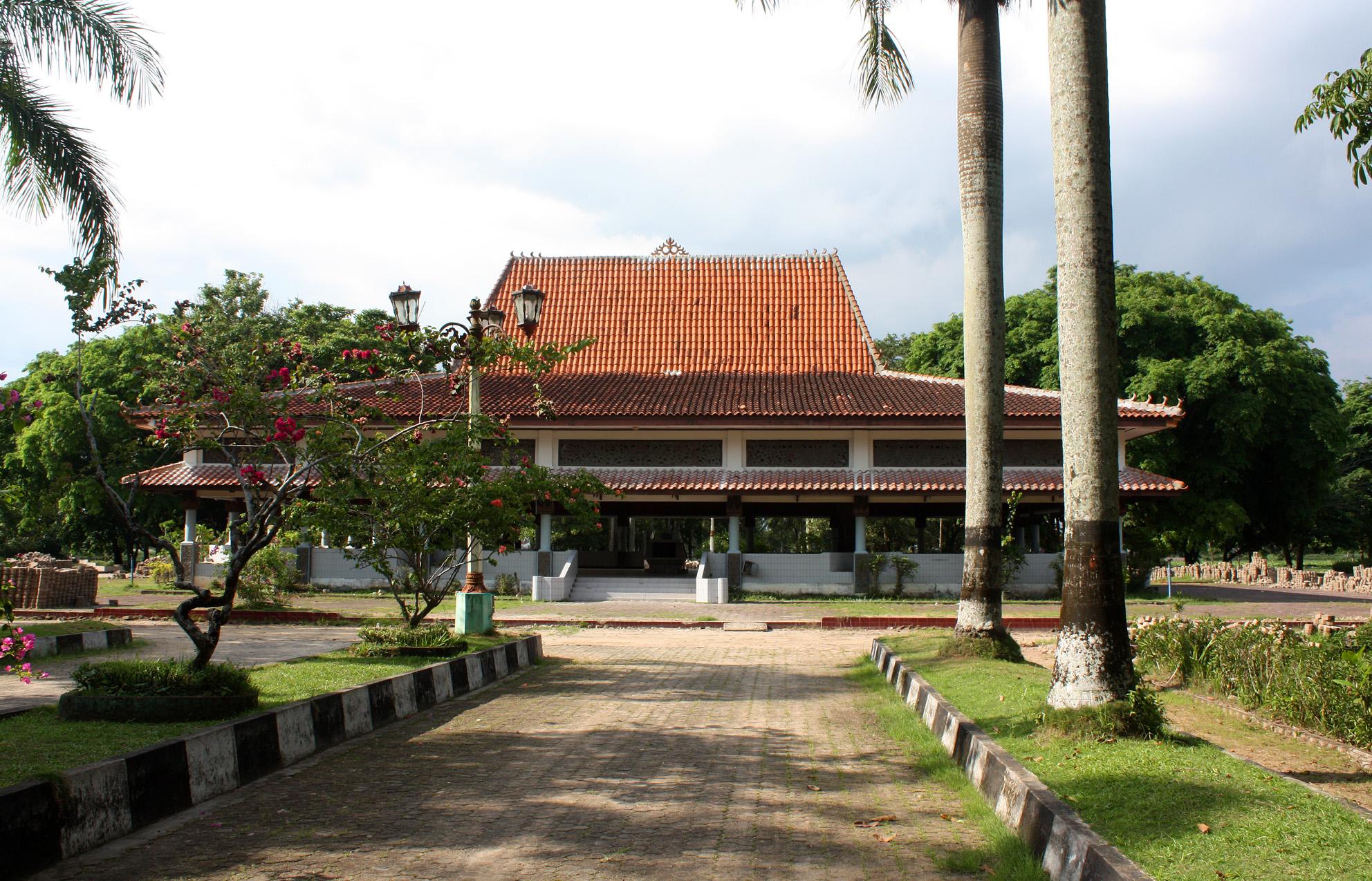 Sriwijaya Kingdom Archaeological Park Wikipedia Taman Purbakala Kerajaan Kota Palembang