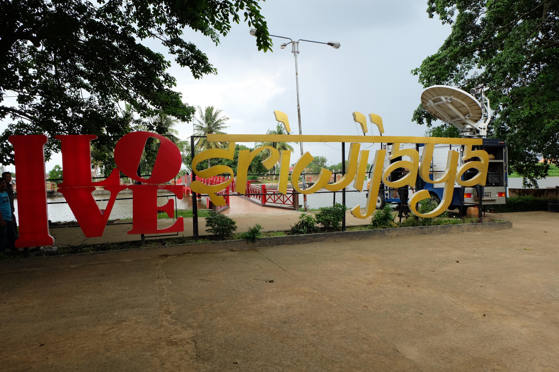 Taman Pulau Cempaka Twks Instagramable Pengunjung Datang Kawasan Seluas 72