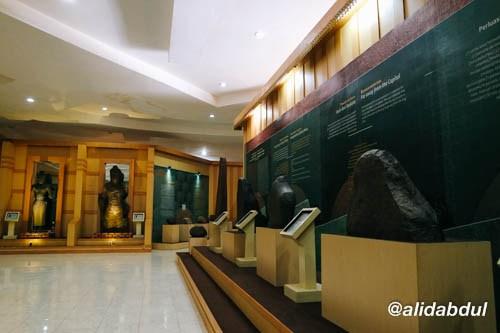 Taman Purbakala Kerajaan Sriwijaya Alid Abdul 2 Kota Palembang